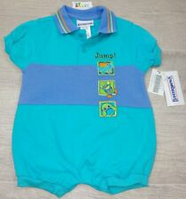 Buster Brown Baby Boy One Piece 12M NWT