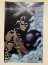 Jason X Special #1, Platinum Foil Edition NM 9.4 Avatar Press