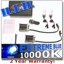H11 COMPLETE HID CONVERSION KIT HEADLIGHTS 10000k NEW!!