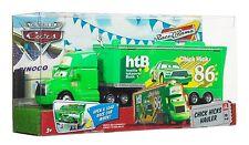 DISNEY Cars HTB Chick Hicks Hauler Truck #86 Race O Rama Toy Vehicle Original