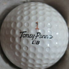 (1) TONEY PENNA SIGNATURE LOGO GOLF BALL (SPORTSMAN LIQUID CENTER CIR 1955) #1