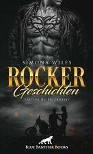 Erotik Roman Rocker Geschichten Erotische Erlebnisse Simona Wiles Taschenbuch