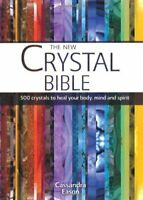 The New Crystal Bible by Cassandra Eason Paperback Book The Fast Free Shipping