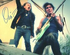 Lynch Mob band REAL hand SIGNED Photo COA George Lynch & Oni Logan Dokken