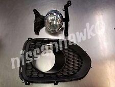 NEW OEM 2011-2013 KIA SORENTO DRIVER SIDE (LEFT) FOG LIGHT BEZEL & LAMP COMBO