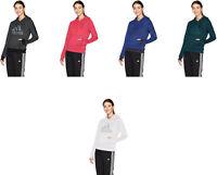 adidas Women's Team Issue Fleece Pullover Logo Hoodie, 6 Colors