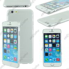 Coque Housse Etui Rigide Ultra Fine Slim Transparent Apple iPhone 6S Plus 5,5""