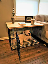 Dog Crate Topper | Standard Edge | Cover for Crate Kennel Cage
