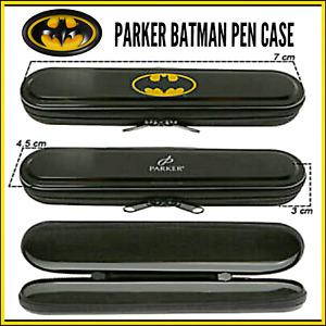 Pen box parker / batman limited edition box set of 4 boxes
