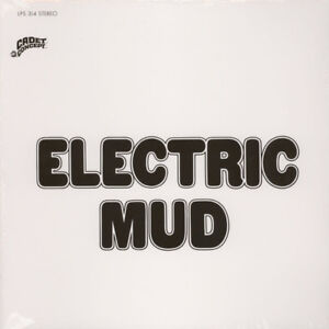 Muddy Waters ELECTRIC MUD (LPS 314) Gatefold CADET CONCEPT New Sealed Vinyl LP