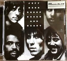 JEFF BECK GROUP rough and ready (sealed CD album) classic rock