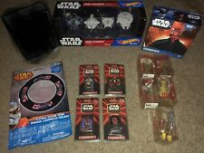 Star Wars Collectibles Lot