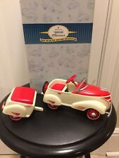 Kiddie Car Classics 1940 Custom Roadster w Trailer Diecast - Don Palmer