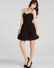 NWT $128.00 BCB Generation Black Cocktail Women's Dress Size 4
