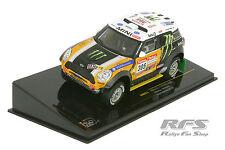 MINI ALL 4 Racing-Team Monster Energy-Rally Dakar 2012 - 1:43 Ixo 573 RAM