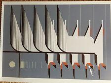 CHARLEY CHARLES HARPER   Skimmerscape  New Art print  black  skimmer pellican
