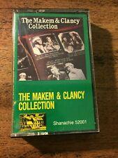 The Makem & Clancy Collection Shanachie 52001  cassette