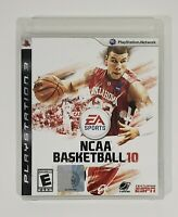 NCAA Basketball 10 Video Game Sony Playstation 3 PS3 Slightly Used