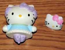 "NM 2011 LE SANRIO #1 ""ICE SKATING HELLO KITTY"" McDONALD'S HAPPY MEAL TOY & RING"