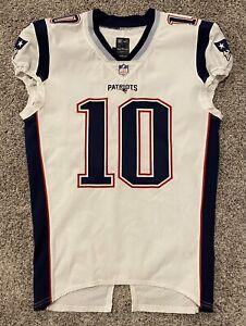 Team Issued Nike 2017 New England Patriots Jimmy Garoppolo jersey sz 44