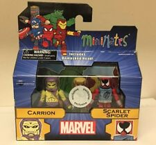 Marvel Minimates Toys R Us TRU Wave/Series 24: Carrion & Scarlet Spider 2-Pack