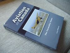 More details for aviation in canada   the formative years   larry milberry   h.b book