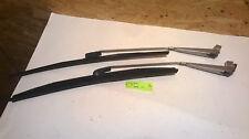 MERCEDES W107 WIPER ARMS BLADES SET LEFT RIGHT 450SL 350 500 SEL 320SL