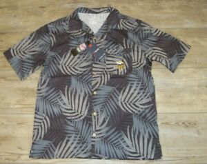 Minnesota Vikings Fanatics NFL Embroidered Hawaiian Shirt size Men's Large