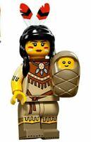 NEW LEGO NINJAGO MOVIE MINIFIGURES SERIES 15 71019 Tribal Woman with Lego Baby