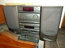 Sony MHC-2800 Musik Anlage mit Fernbedienung