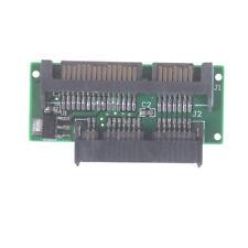 1,8 inch Micro SATA HDD SSD 2,5 Inch SATA 22PIN 3,3 V to 5V Adapter QV2K