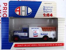 AHL American Highway Legends 1:64 Mobil Oil Gas Stake Truck