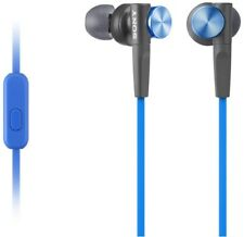 Sony Kopfhörer mit Kabel MDR-XB50APL Blau