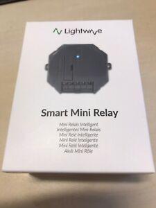*Newest GEN2 Version* LightwaveRF L82 Smart Mini Relay 500w Lightwave *IN STOCK*
