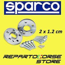 SPARCO SPURVERBREITERUNG - KIT 2 x 12mm - MIT SCHRAUBEN - BMW 3er E46