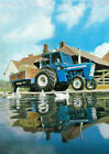 Ford 3000 Tractor Poster (A3)