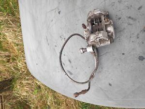 yamaha vmax v-max vmx1200 rear brake caliper stainless braided line & pads
