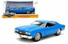 JADA  BIG TIME MUSCLE 1970 CHEVROLET CHEVELLE SS DIECAST CAR 97828