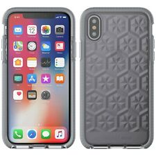 tech21 Evo Gem Drop Protection Case for iPhone X / XS - Grey