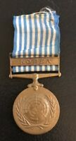 Original-KOREA WAR MEDAL/RIBBON From UNITED NATIONS-ARMY,USMC,USN,USAF,Uniform
