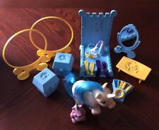 Vintage My Little Pony Dream Castle Accessories Only