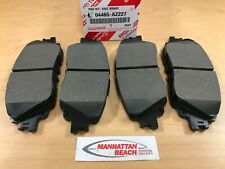 18-20 Camry, 18-20 Avalon, 19-21 Rav4 Front Brake Pads Ceramic 04465-Az227