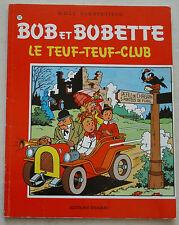 Bob et Bobette T 133 Le Teuf-Teuf-Club Willy VANDERSTEEN éd Erasme rééd