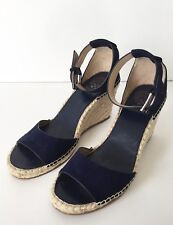 Vince Camuto Espadrille Wedge Sandals Size 8