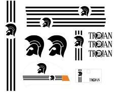 VESPA PX Adesivo Set, Trojan FULL KIT PX KIT MODS & Skinhead Adesivi