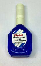 Zlo W Pentel Correction Pen Multi Purpose White Ink 1 Squeeze Bottle