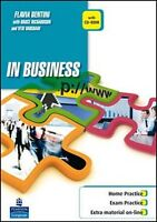 In business. Per le Scuole superiori. Con CD-ROM Pearson Longman 9788883390234