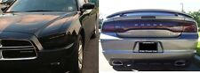 11-14 DODGE CHARGER PRECUT SMOKED TAILLIGHT / HEADLIGHT / SIDEMARKER TINT COVERS