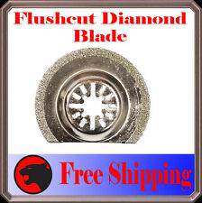 Diamond Round Cut Oscillating Multi Tool Blade For craftsman Nextec Ryobi Jobmax