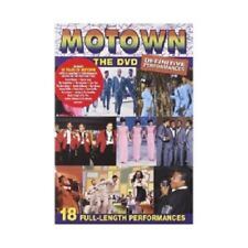 MOTOWN THE DVD  (THE MARVELETTES/THE CONTOURS/THE TEMPTATIONS/+)  DVD  POP  NEW+